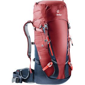 Deuter Guide Lite 32 Selkäreppu, cranberry-navy